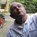 Schilder Van Reemst uit Bennekom in actie