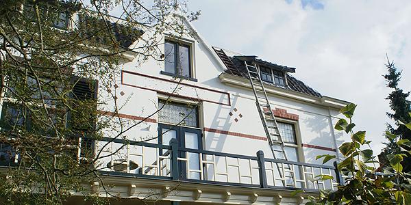 Buitenschilderwerk herenhuis? Bel de vakkundige schilders van Van Reemst in Bennekom