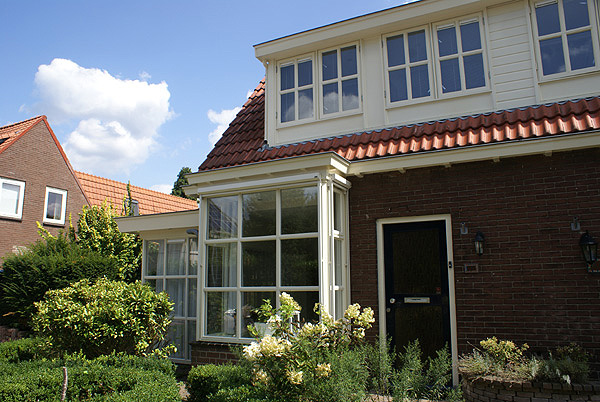 Huis met erkers en dakkapellen schilderen? Bel van Reemst in Bennekom