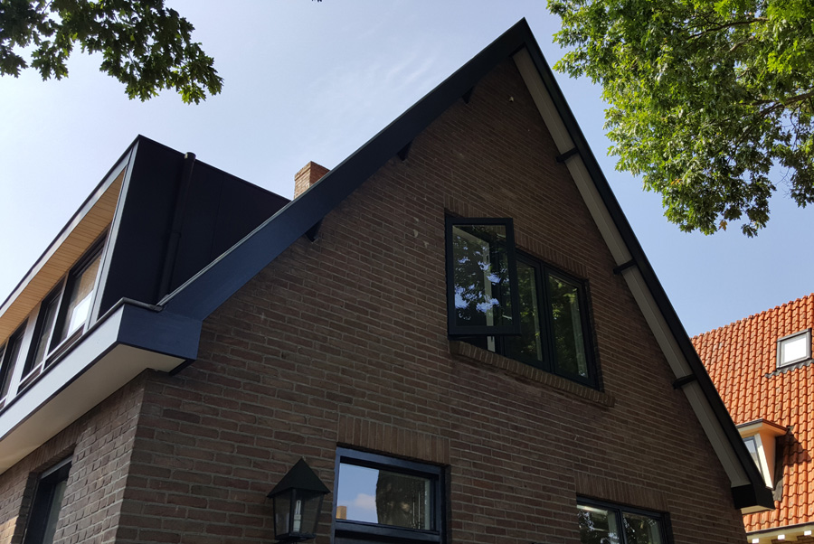 Jaren 30-huis schilderen - Van Reemst